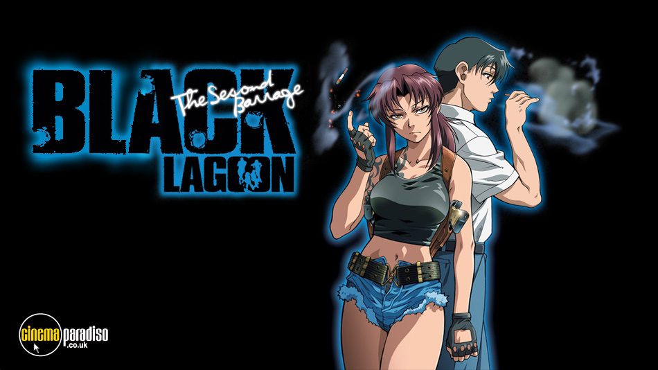 Black Lagoon the Second Barrage online DVD rental