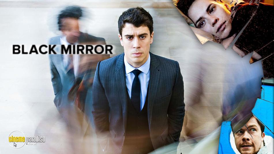 Black Mirror (aka Charlie Brooker's Black Mirror) online DVD rental