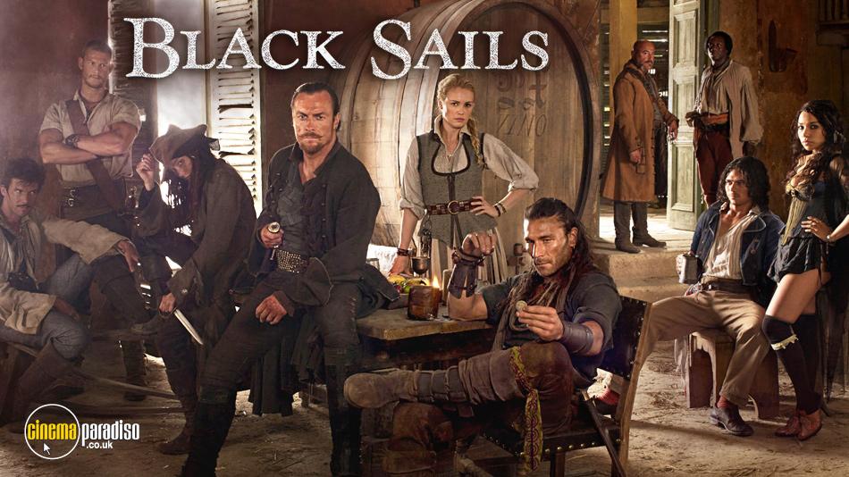 Black Sails online DVD rental