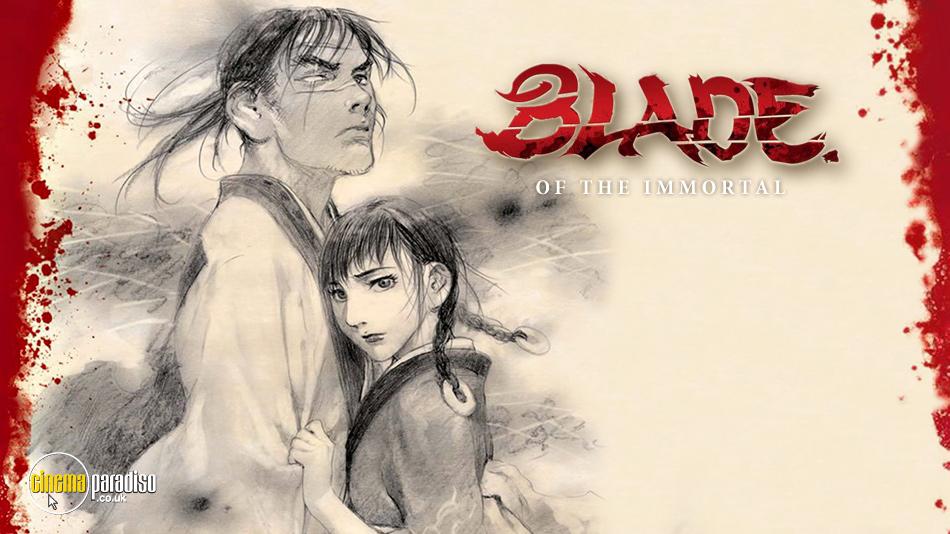 Blade of the Immortal (aka Mugen no Juunin) online DVD rental