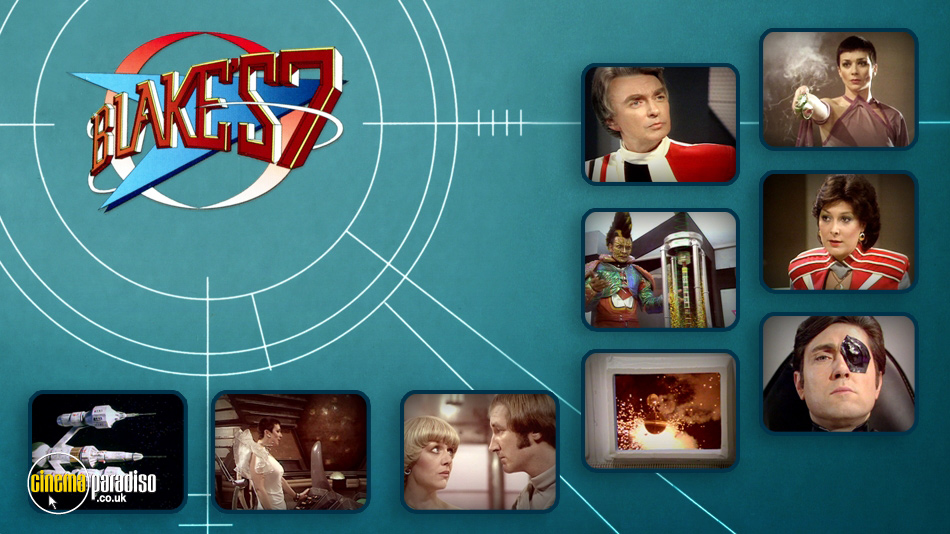 Blake's 7 online DVD rental