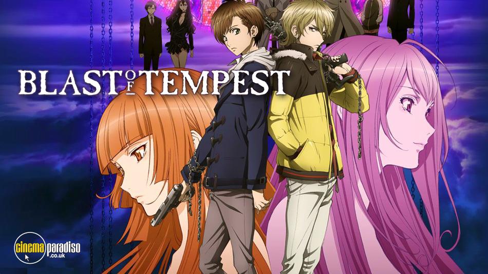 Blast of Tempest (aka Zetsuen No Tempest) online DVD rental