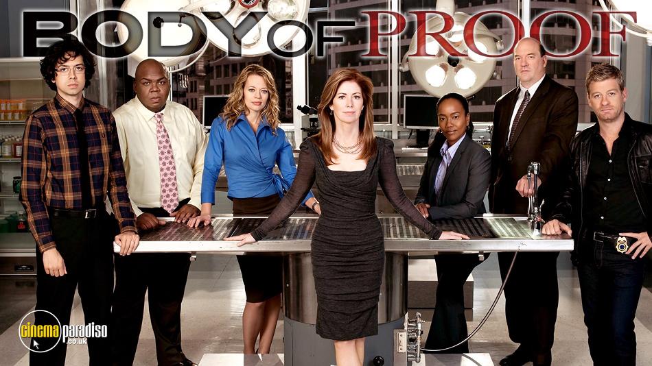 Body of Proof online DVD rental