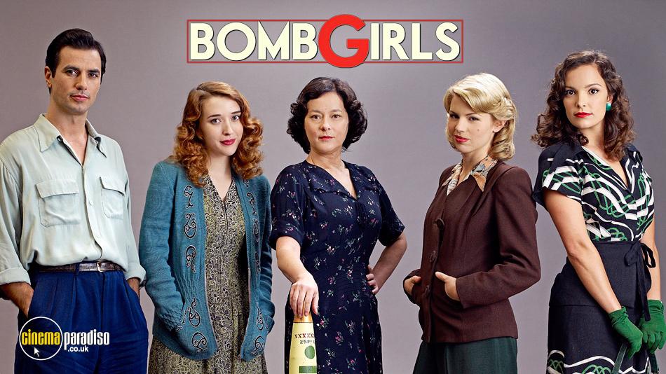 Bomb Girls online DVD rental