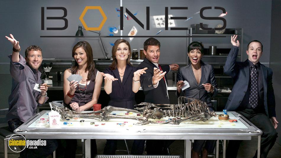 Bones online DVD rental