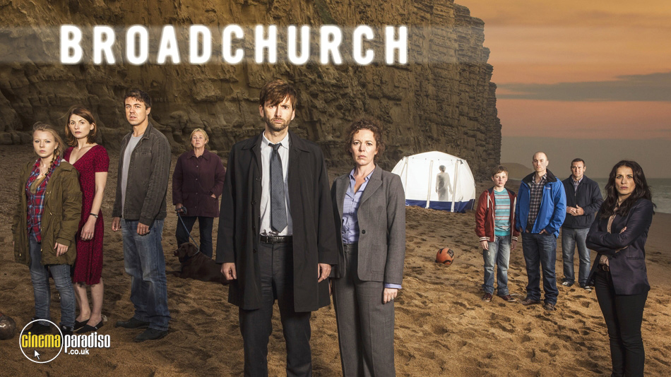 Broadchurch online DVD rental