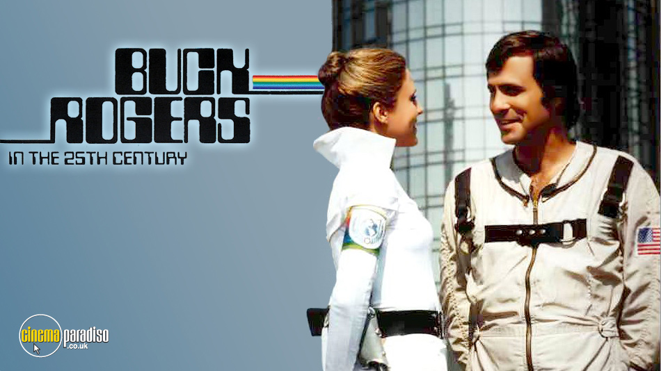 Buck Rogers in the 25th Century online DVD rental