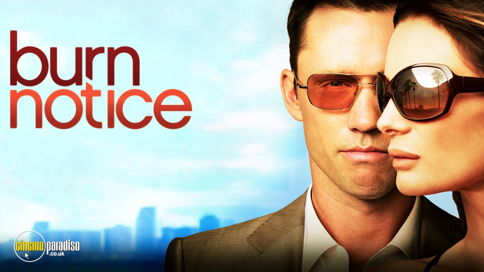 Burn Notice online DVD rental