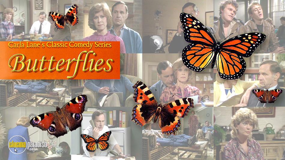 Butterflies online DVD rental