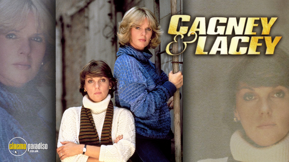 Cagney and Lacey online DVD rental