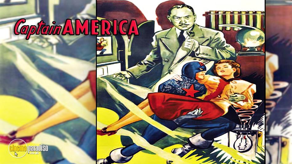 Captain America online DVD rental