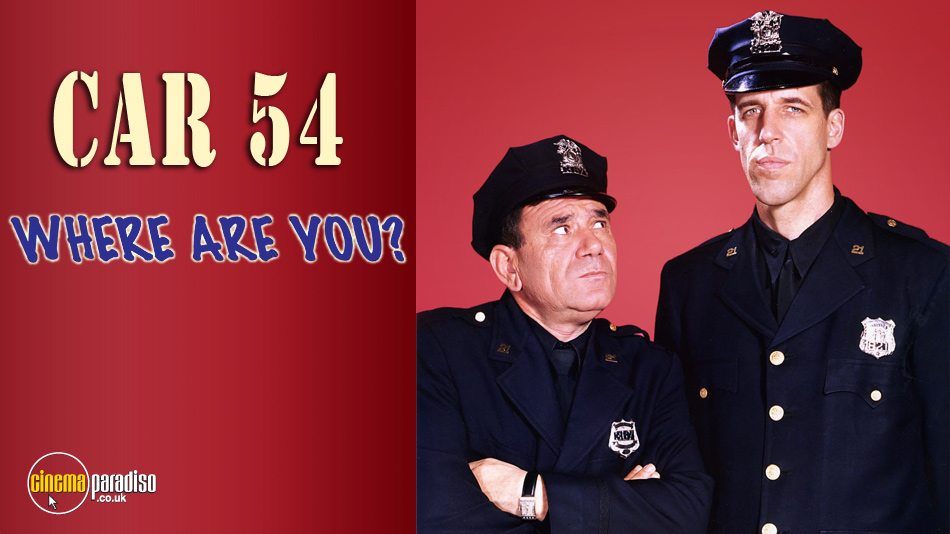 Car 54, Where Are You? online DVD rental