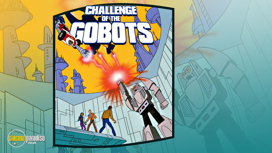 Challenge of the GoBots online DVD rental