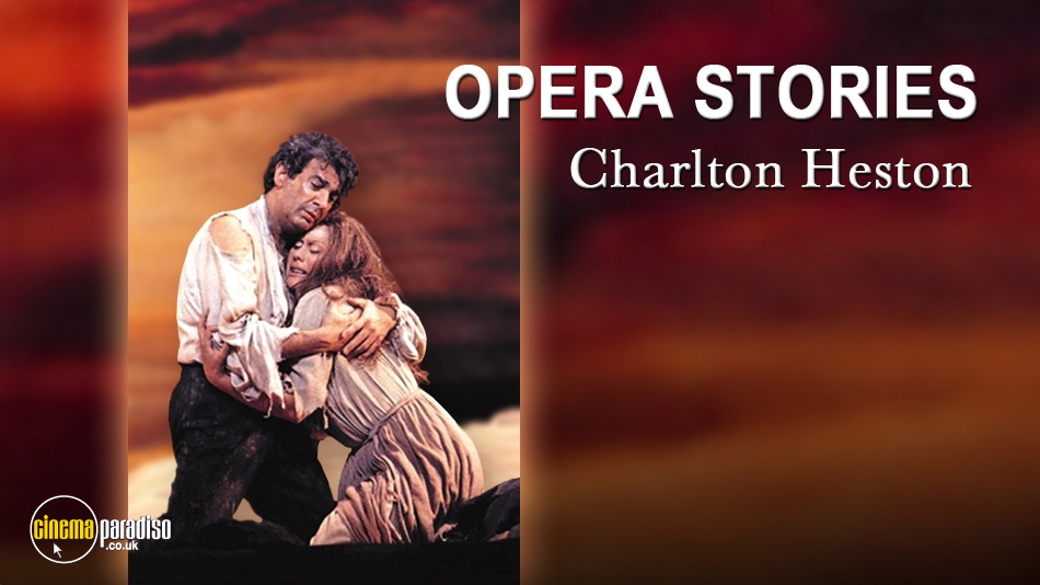 Charlton Heston: Opera Stories online DVD rental