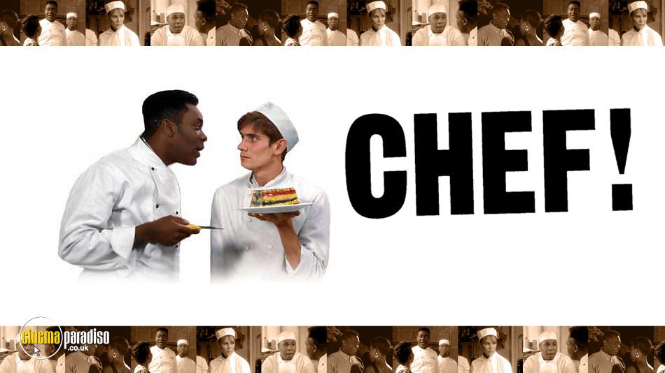 Chef online DVD rental