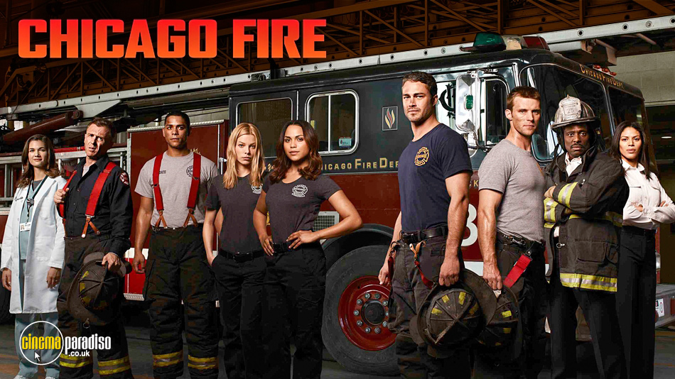 Chicago Fire online DVD rental