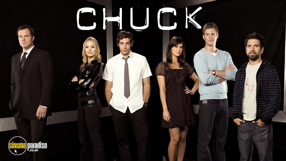 Chuck online DVD rental