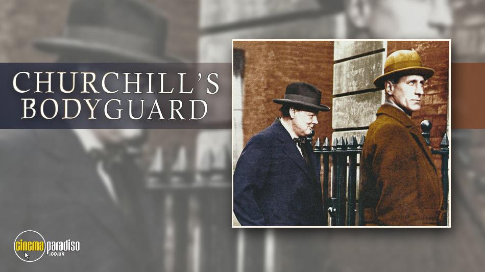 Churchill's Bodyguard online DVD rental