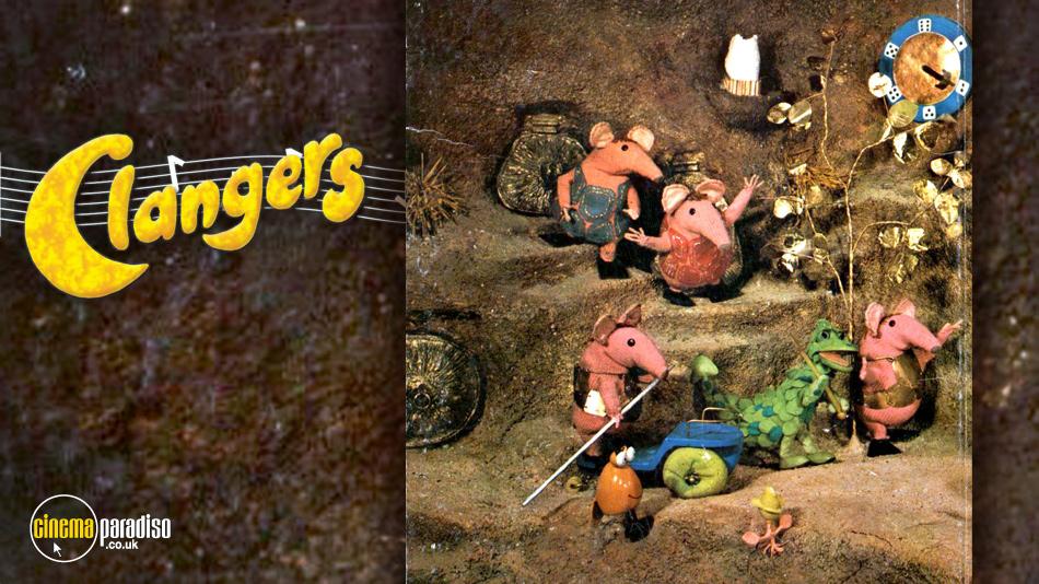 Clangers online DVD rental