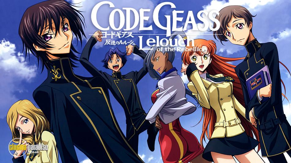 Code Geass: Lelouch of the Rebellion (aka Kôdo giasu: Hangyaku no rurûshu) online DVD rental