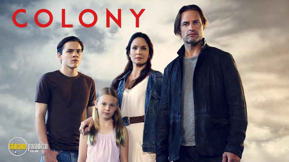 Colony online DVD rental
