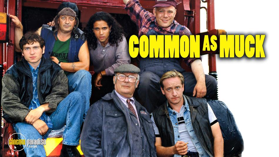 Common as Muck online DVD rental
