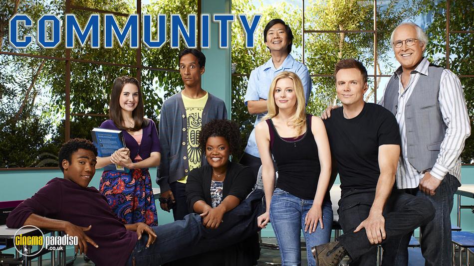 Community online DVD rental
