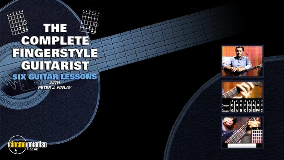 Complete Fingerstyle Guitarist online DVD rental