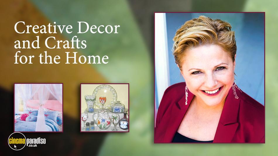 Creative Decor and Crafts online DVD rental