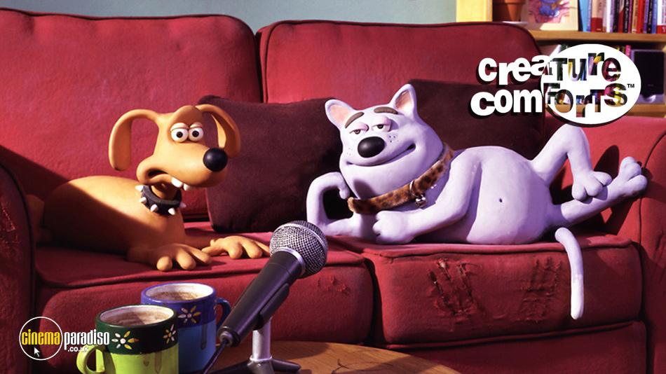 Creature Comforts online DVD rental