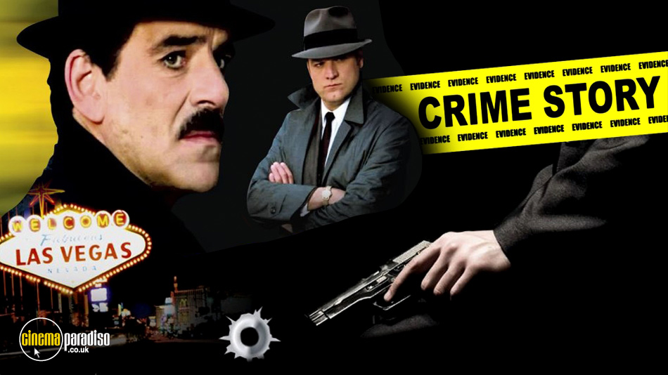 Crime Story Series online DVD rental