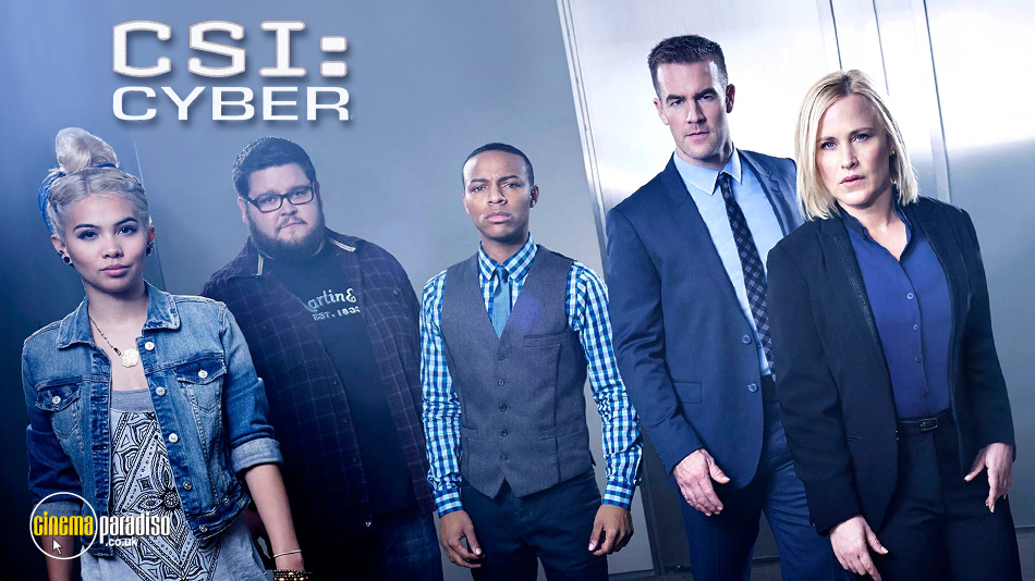 CSI: Cyber online DVD rental