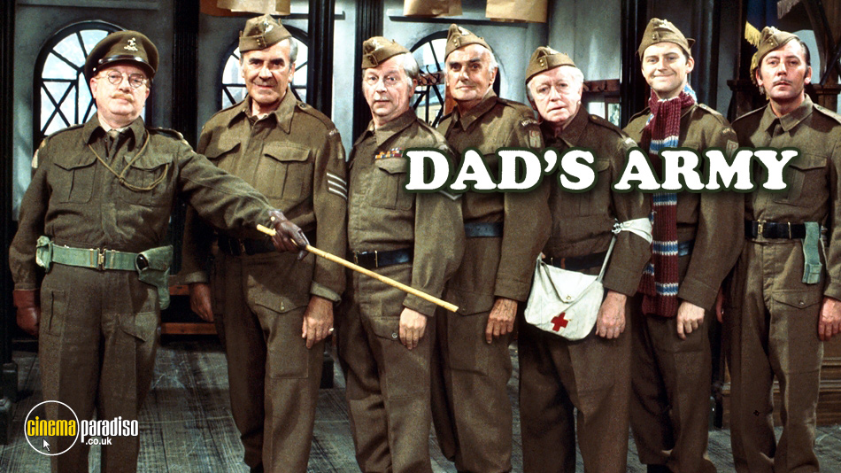 Dad's Army online DVD rental