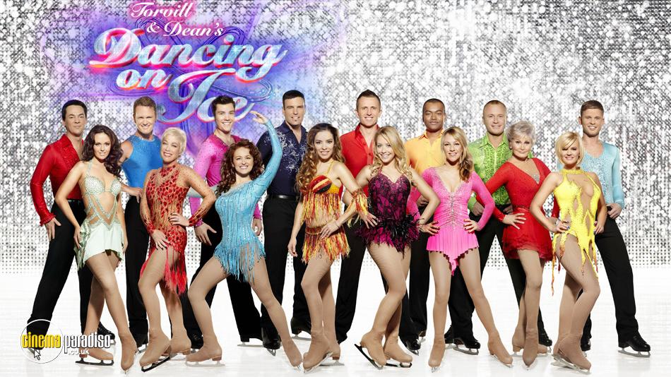 Dancing on Ice Series online DVD rental