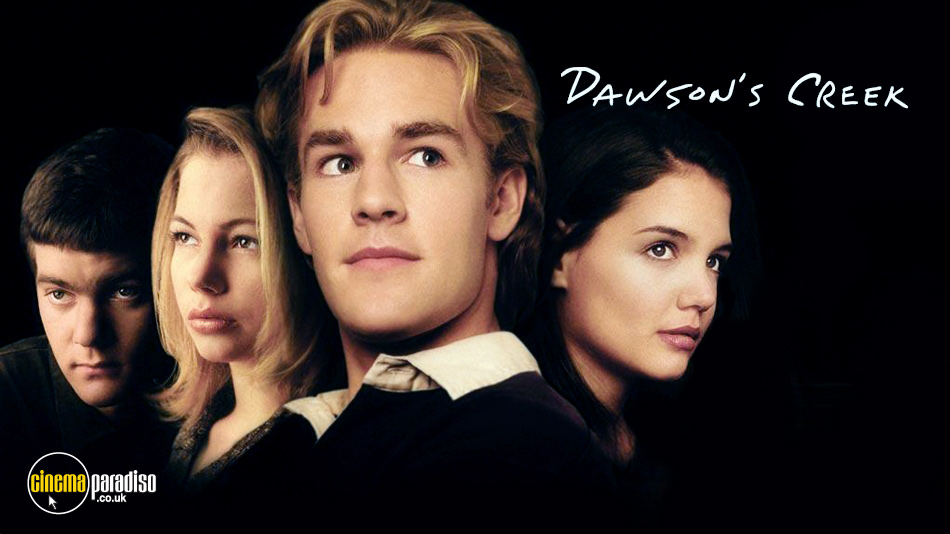 Dawson's Creek online DVD rental