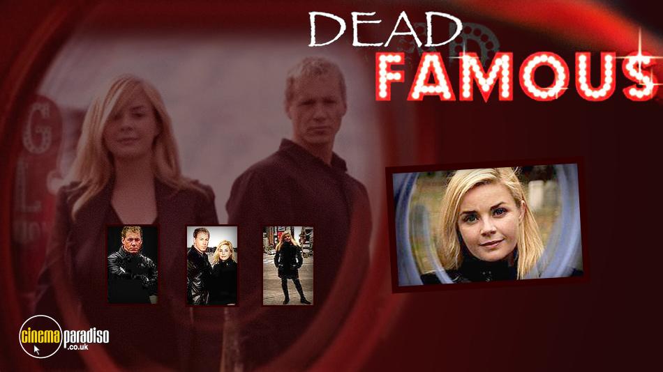 Dead Famous online DVD rental