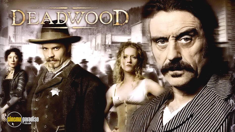 Deadwood online DVD rental