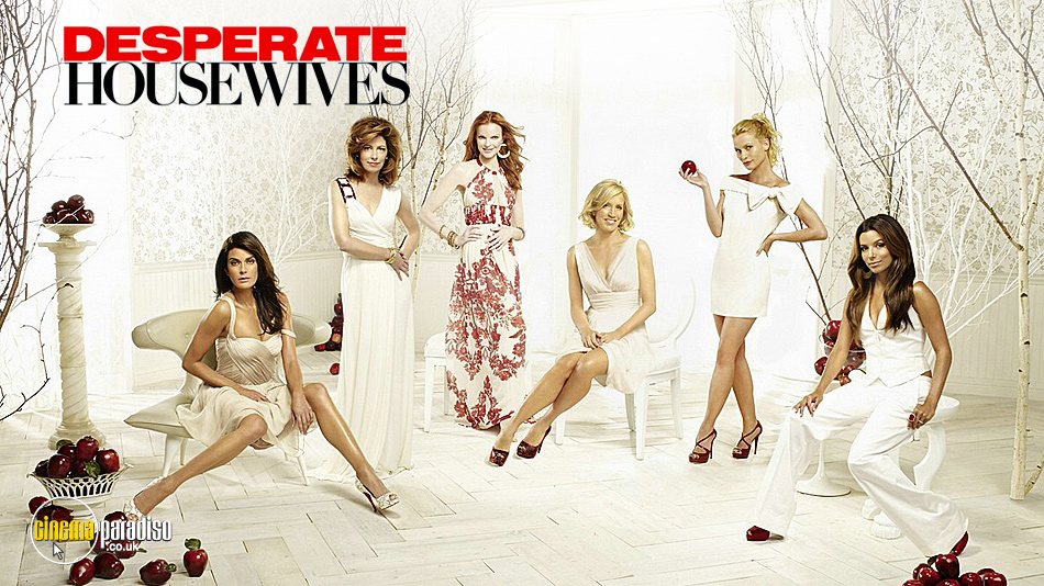 Desperate Housewives online DVD rental