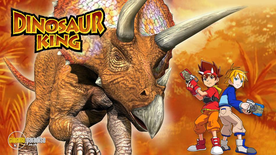 Dinosaur King online DVD rental