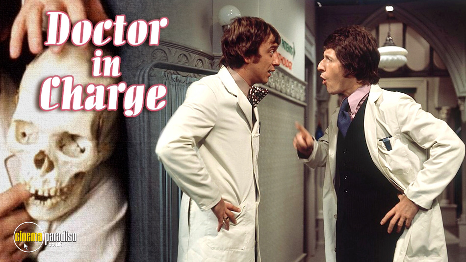 Doctor in Charge online DVD rental