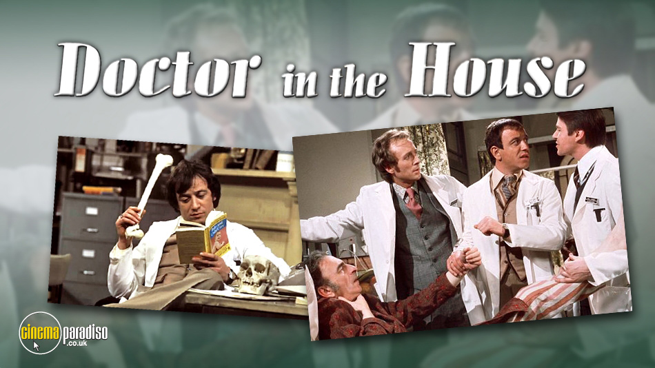 Doctor in the House Series online DVD rental