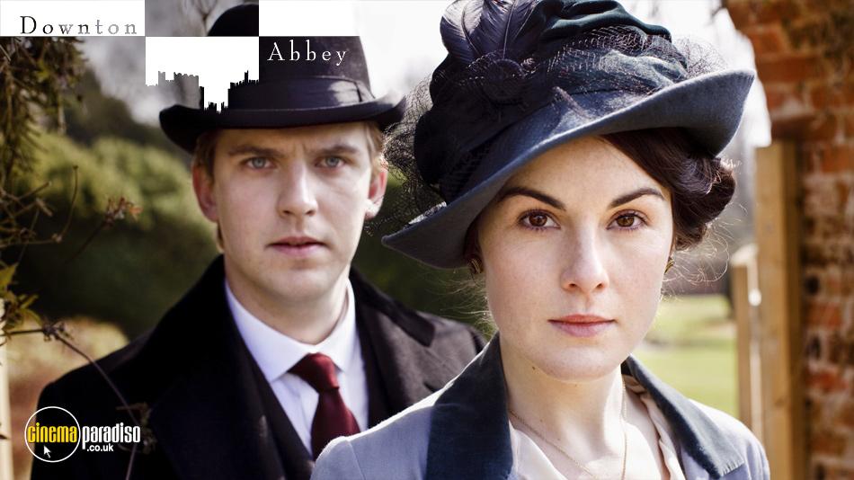 Downton Abbey online DVD rental