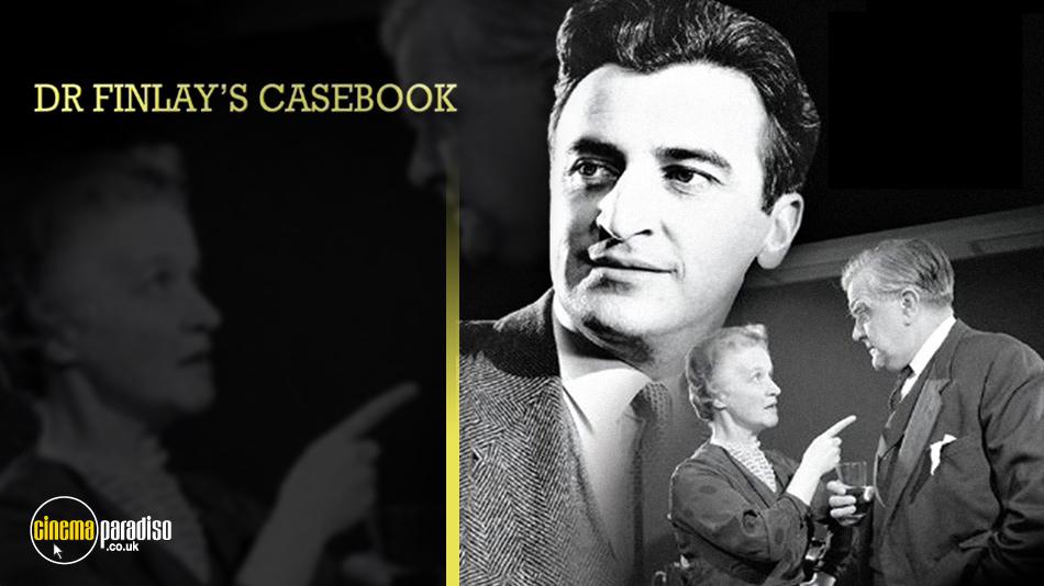 Dr. Finlay's Casebook online DVD rental