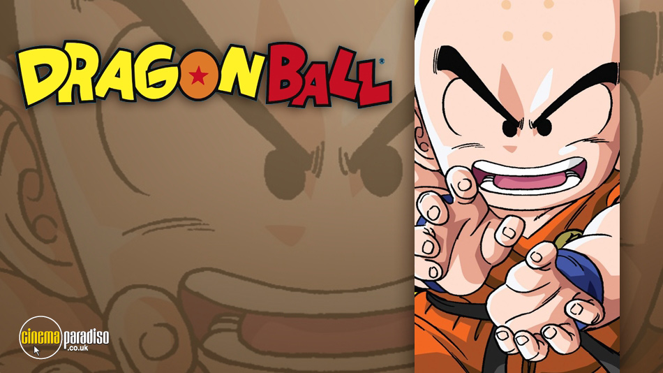 Dragon Ball online DVD rental