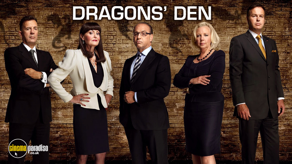 Dragons' Den online DVD rental