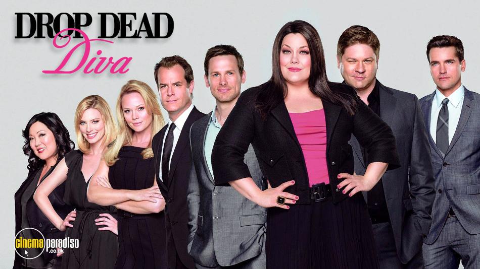 Drop Dead Diva online DVD rental