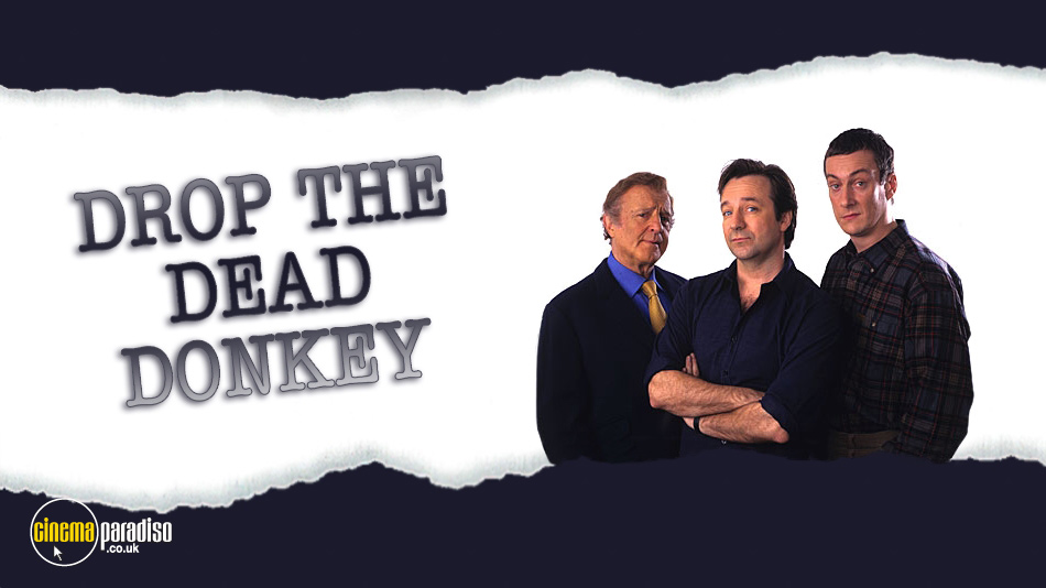 Drop the Dead Donkey online DVD rental