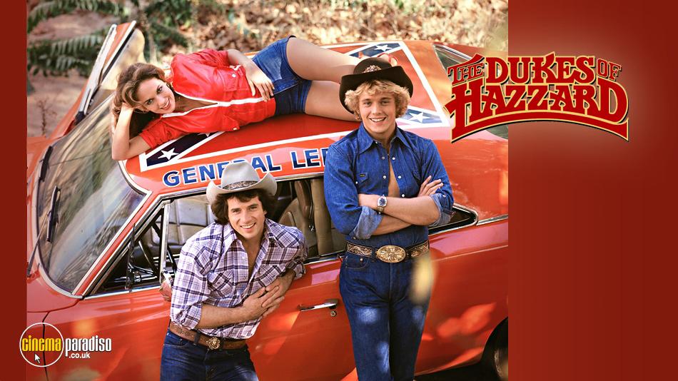 Dukes of Hazzard Series online DVD rental
