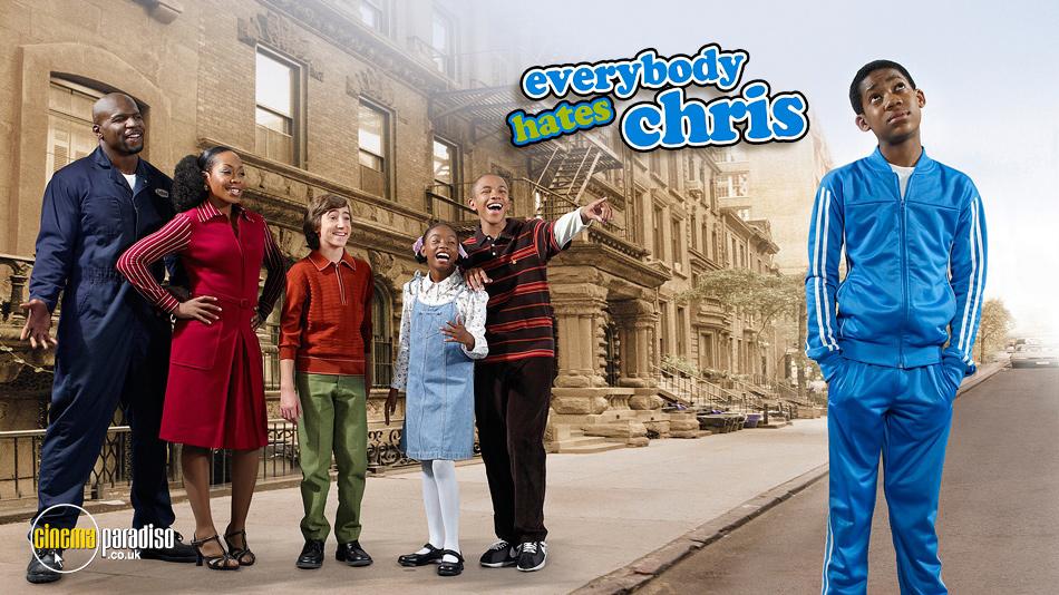 Everybody Hates Chris online DVD rental