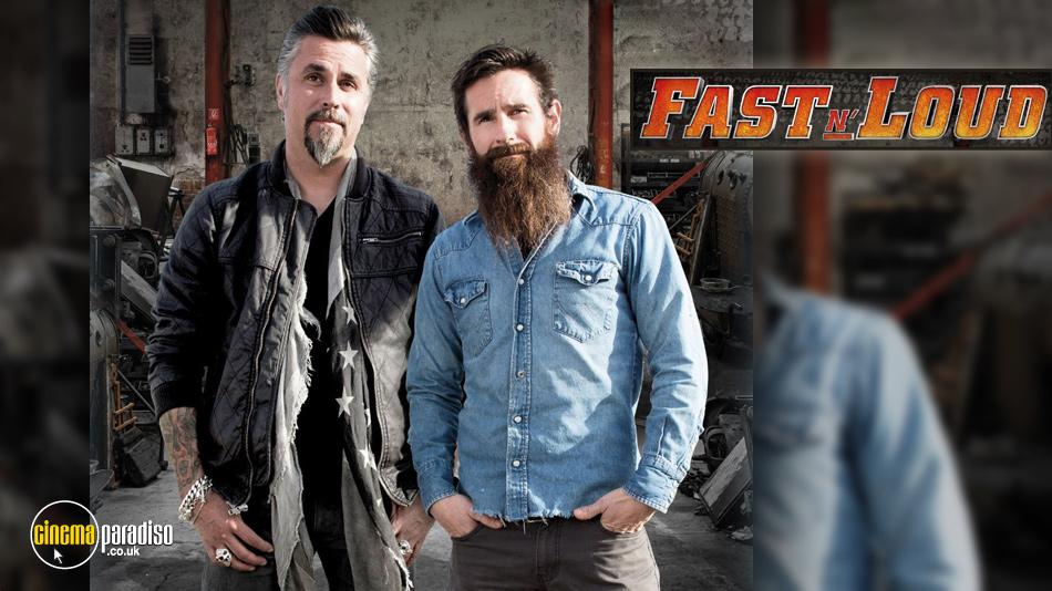 Images of Fast N Loud Cast - #rock-cafe